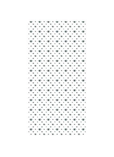 Artikel Renkli 100X200 Cm Tüm Gözler Üzerinde Stor Perde Renkli